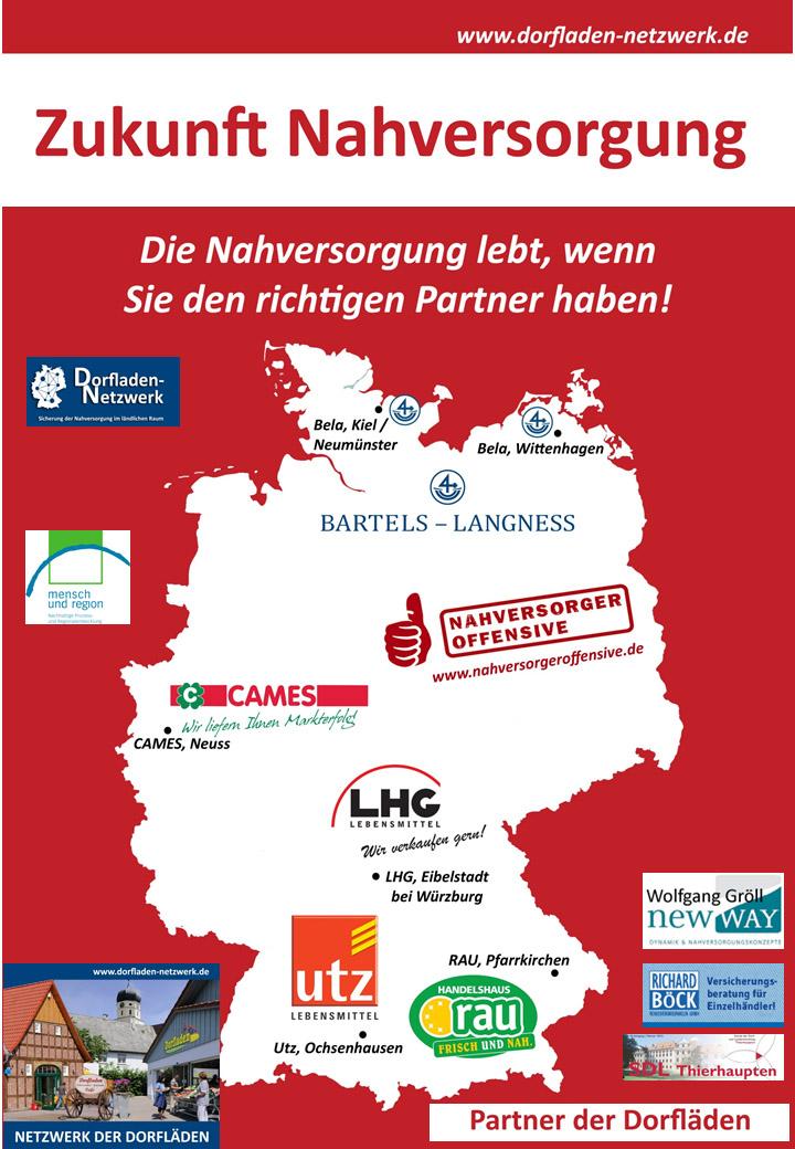 Deutschland-Karte der Netzwerk-Partner2