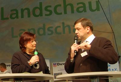 Heike Schwarz u. Günter Lühning