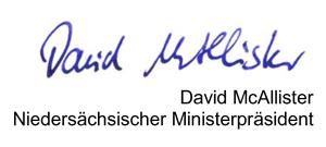 Unterschrift MP