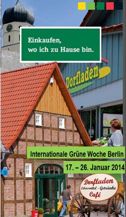 Dorfladen-Netzwerk bei IGW Berlin 2014c