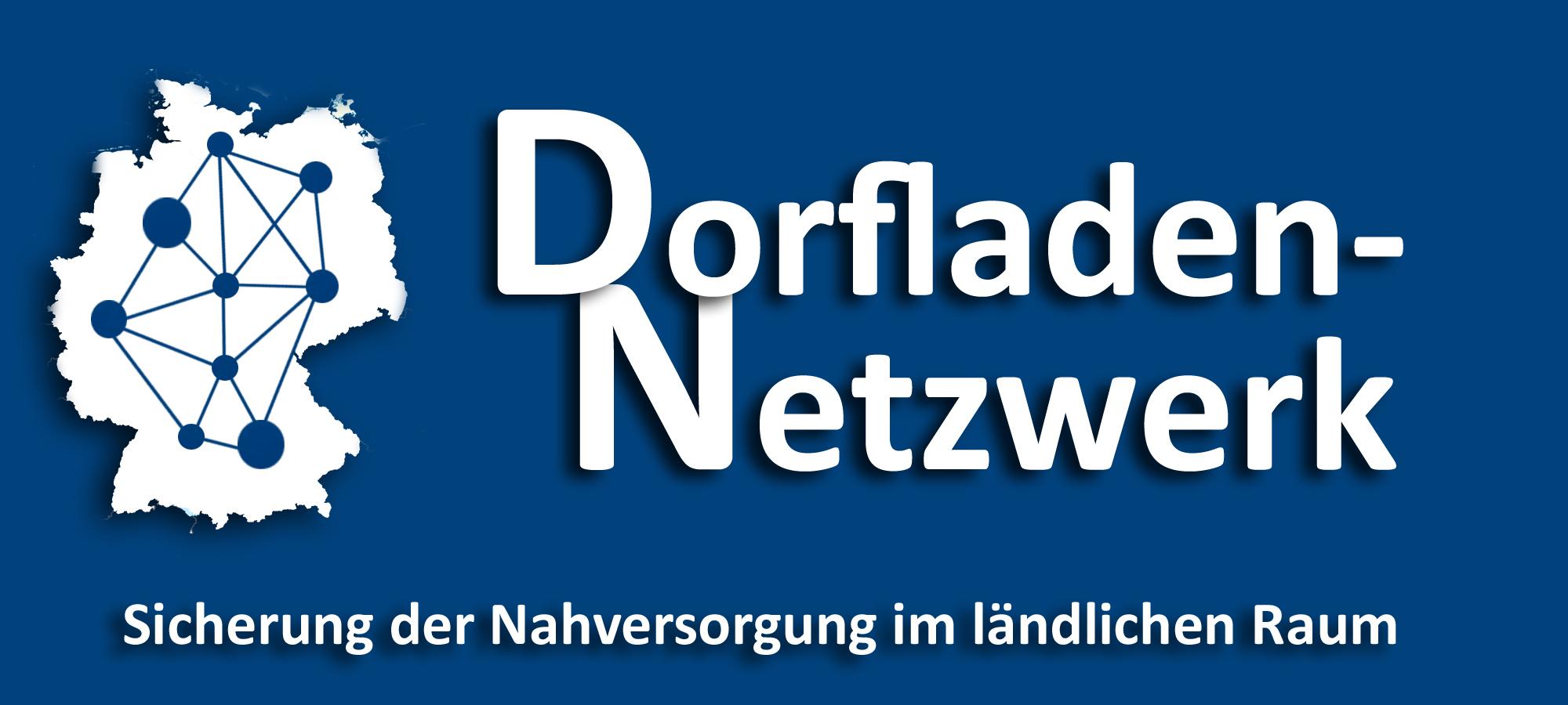 Logo Dorfladen-Netzwerk