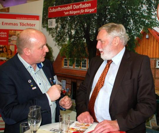 Wolfgang Gröll und Dr. Franz Fischler Österreich_ehem. EU-Agrar-Kommissar_web