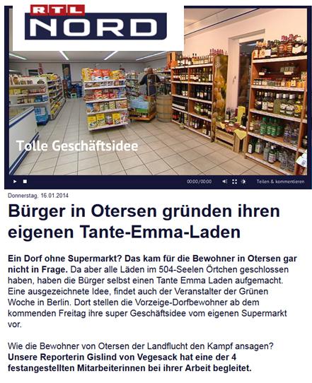 RTL-Nord_Dorfladen Otersen