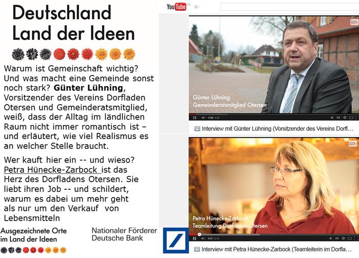Video-Interviews Land der Ideen_2014