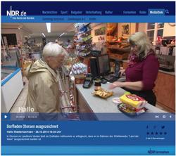 NDR-Fernsehen_Dorfladen Otersen ausgezeichnet250