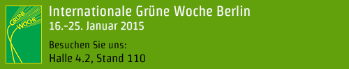 Banner IGW 2015_Halle 4.2._Stand 110