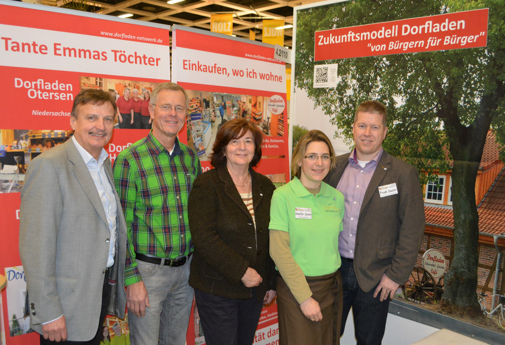 Großdeinbach und Aßmannshardt (Baden-Württemberg) bei der Int. Grüne Woche 2015 in Berlin