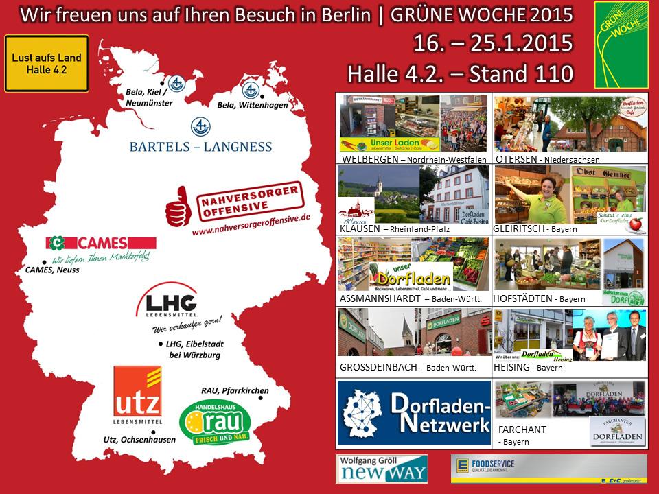 Dorfladen-IGW 2015