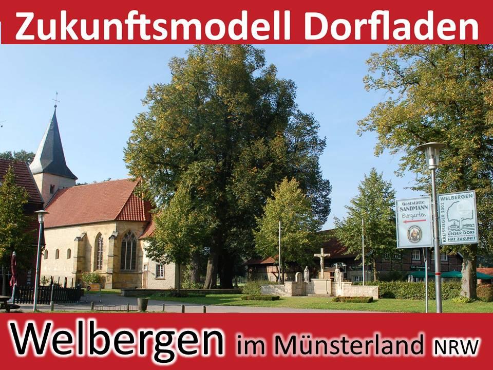 Welbergen im Münsterland (NRW)