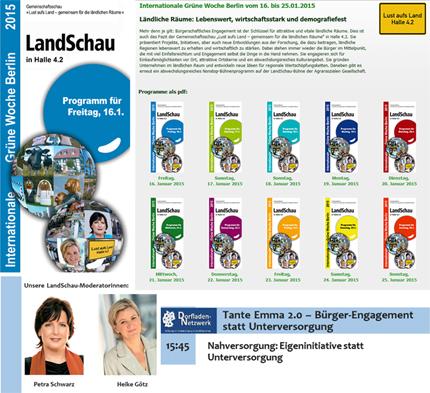 LandSchau-Bühne_Tagesprogramme 2015_430