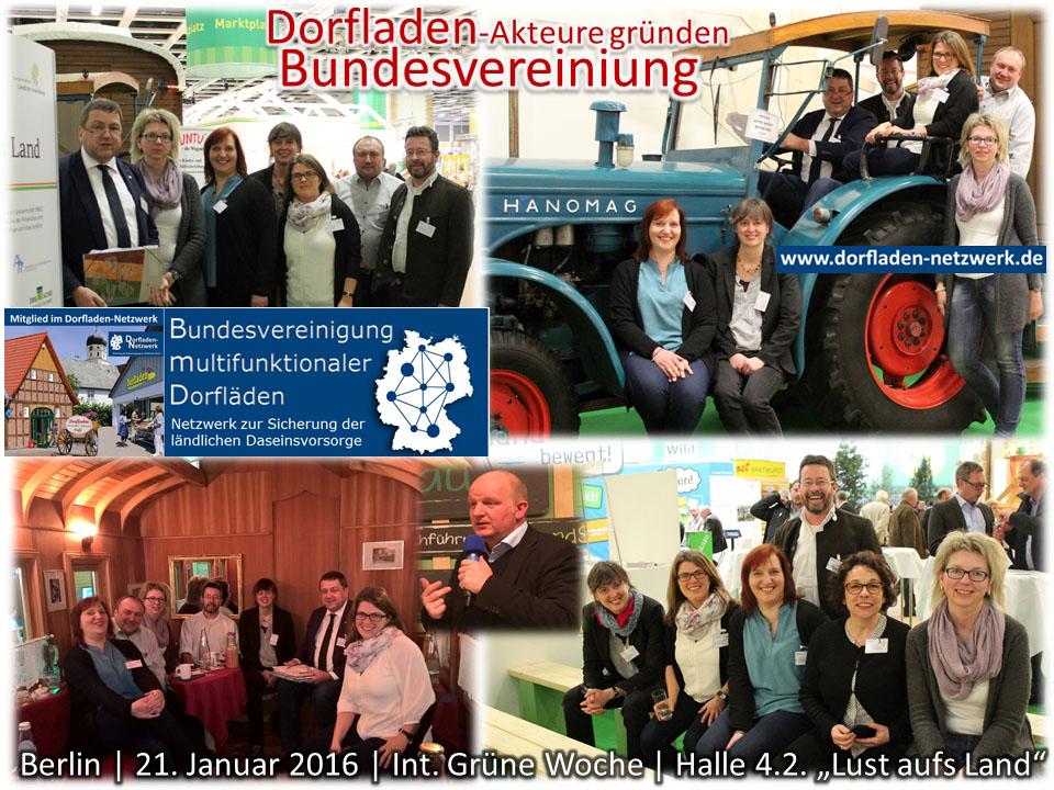 BmD-Gründungsmitglieder in Berlin