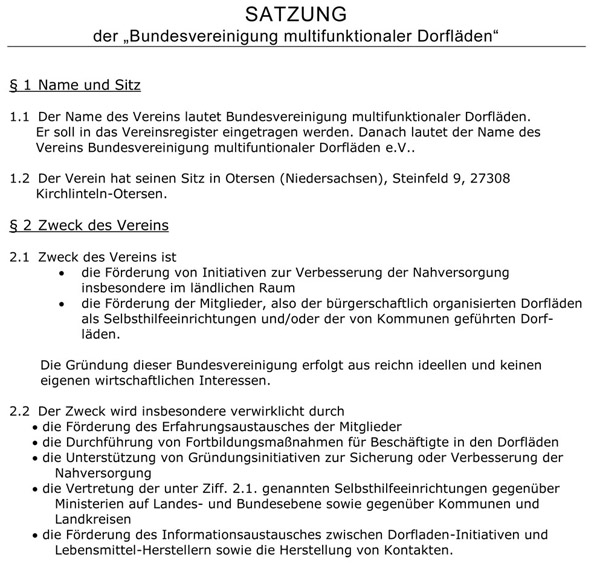 VEREINSSATZUNG_Bundesvereinigung multifunktionaler Dorfläden-2