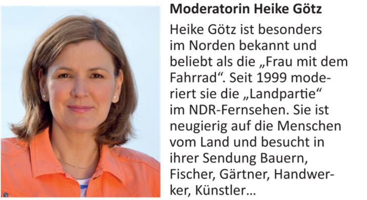 Dorfladen Gesprache Mit Tv Moderatorin Heike Gotz In Berlin Dorfladen Netzwerk